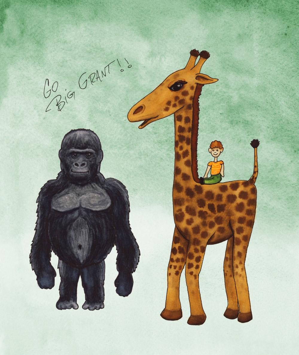 17-gorilla-giraffe